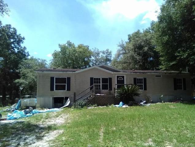 2706 E Mercury Street, Inverness, FL 34453 (MLS #792317) :: Plantation Realty Inc.