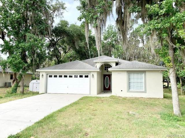 8822 E Moccasin Slough Road, Inverness, FL 34450 (MLS #792318) :: Plantation Realty Inc.