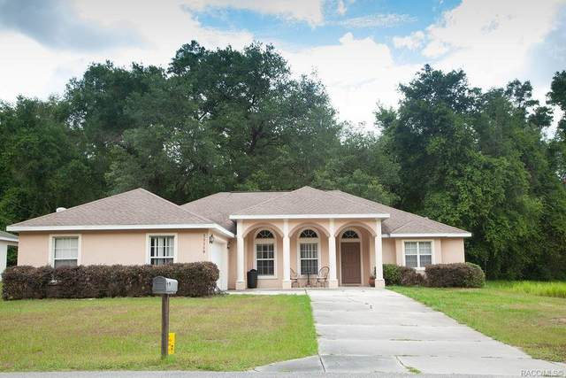 11119 N Easter Terrace, Citrus Springs, FL 34434 (MLS #792331) :: Plantation Realty Inc.