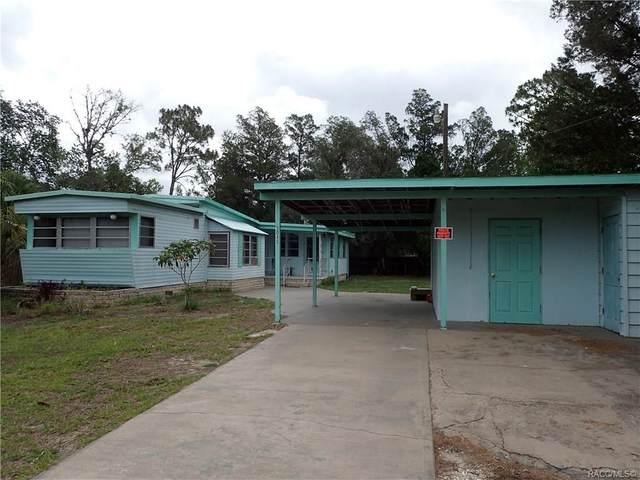 3045 S Lee Way, Homosassa, FL 34448 (MLS #792333) :: Plantation Realty Inc.