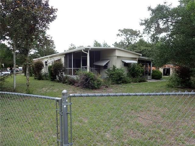 3065 S Lee Way, Homosassa, FL 34448 (MLS #792335) :: Plantation Realty Inc.