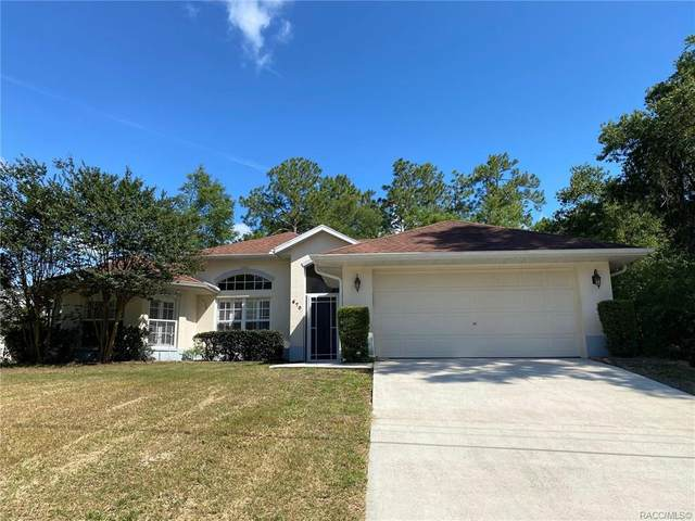 670 W Pitler Place, Citrus Springs, FL 34434 (MLS #792356) :: Plantation Realty Inc.