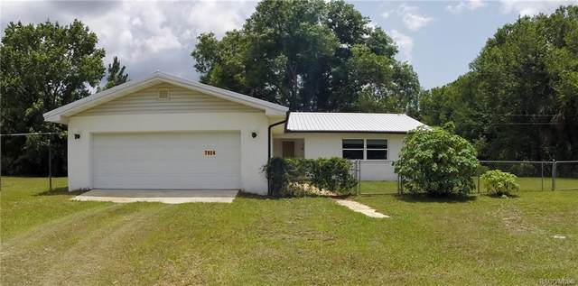 7824 W Debra Lane, Homosassa, FL 34448 (MLS #792385) :: Plantation Realty Inc.