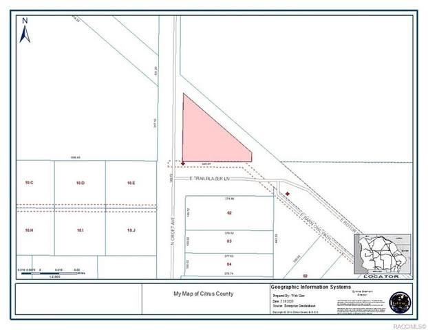 2211 N Croft Avenue, Hernando, FL 34442 (MLS #792391) :: Pristine Properties