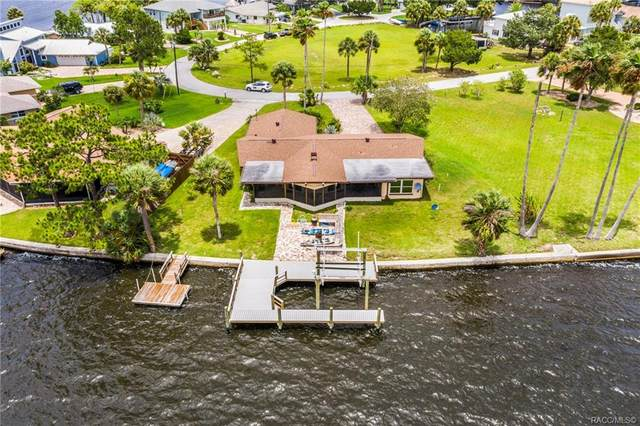 12014 W Bayshore Drive, Crystal River, FL 34429 (MLS #792482) :: Plantation Realty Inc.