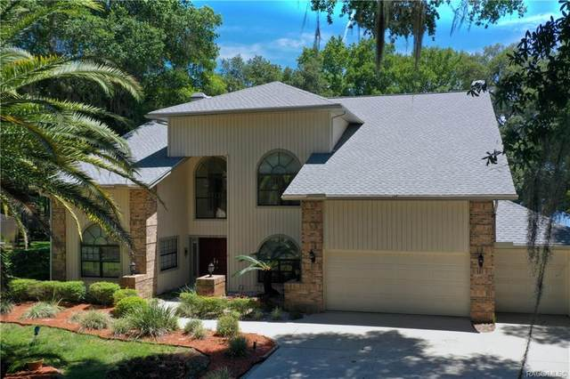 5138 S Pointe Drive, Inverness, FL 34450 (MLS #792555) :: Plantation Realty Inc.