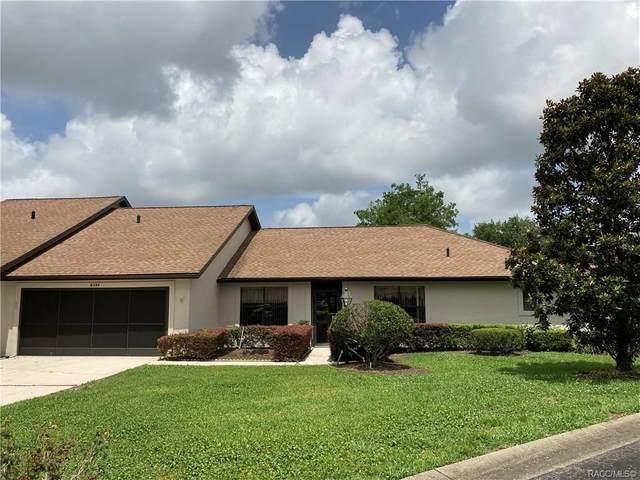 6284 W Weston Drive, Crystal River, FL 34429 (MLS #792559) :: Plantation Realty Inc.