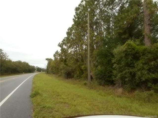 L39 Sr 121, Morriston, FL 32668 (MLS #792566) :: Pristine Properties