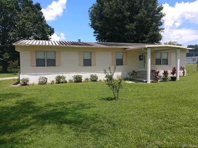 2021 N Meadowview Terrace, Hernando, FL 34442 (MLS #792583) :: Pristine Properties