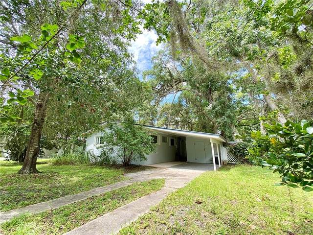 18 Hickory Avenue, Yankeetown, FL 34498 (MLS #792628) :: Pristine Properties