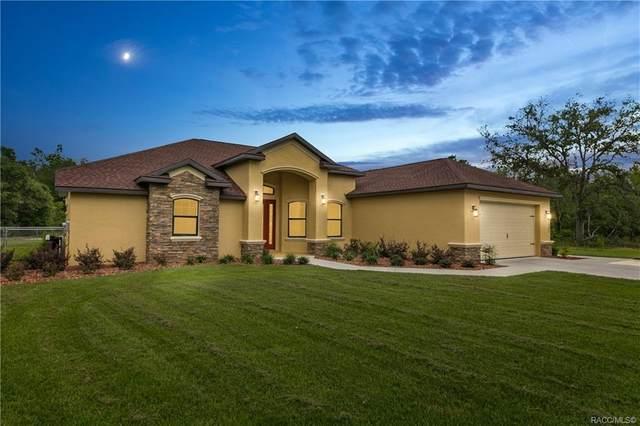 11521 W Belvedere Street, Crystal River, FL 34428 (MLS #792825) :: Pristine Properties