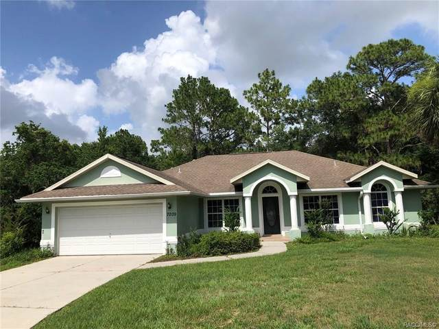 7209 W Milwe Lane, Crystal River, FL 34429 (MLS #792834) :: Pristine Properties