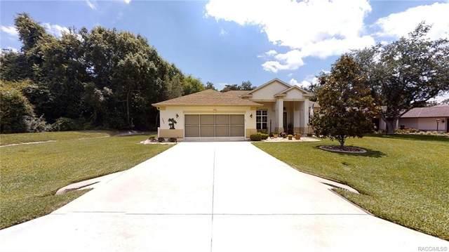 2996 N Folkestone Loop, Hernando, FL 34442 (MLS #792842) :: Plantation Realty Inc.