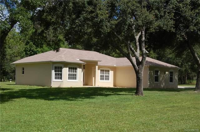 4876 N Pink Poppy Drive, Beverly Hills, FL 34465 (MLS #792859) :: Pristine Properties