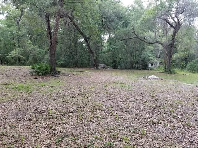 6753 E Turkey Trail Drive, Hernando, FL 34442 (MLS #792870) :: Pristine Properties