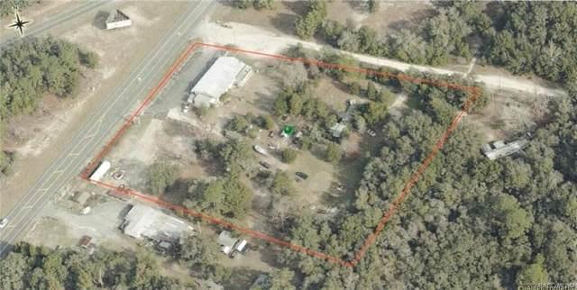 7667 N Carl G Rose Highway, Hernando, FL 34442 (MLS #792897) :: Plantation Realty Inc.