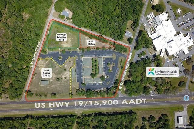 11533 W Emerald Oaks Drive, Crystal River, FL 34428 (MLS #792927) :: Pristine Properties