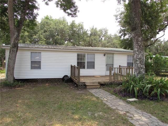 7710 E Rustic Trail, Inverness, FL 34453 (MLS #792950) :: Pristine Properties