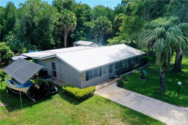 12257 E Raintree Court, Inverness, FL 34450 (MLS #792952) :: Plantation Realty Inc.