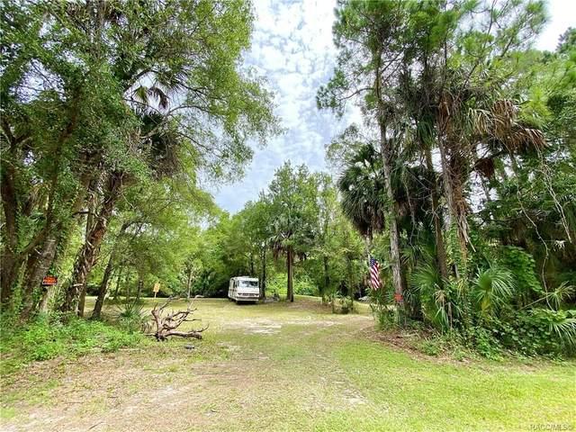 285 Gladys Avenue, Inglis, FL 34449 (MLS #792995) :: Pristine Properties