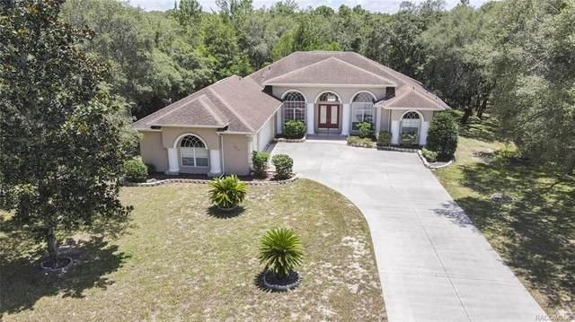 1854 W Begonia Drive, Beverly Hills, FL 34465 (MLS #793001) :: Pristine Properties