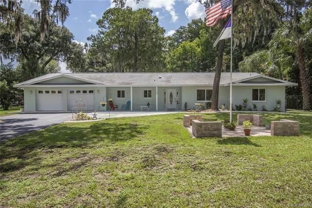 505 Hunting Lodge Drive, Inverness, FL 34453 (MLS #793020) :: Plantation Realty Inc.