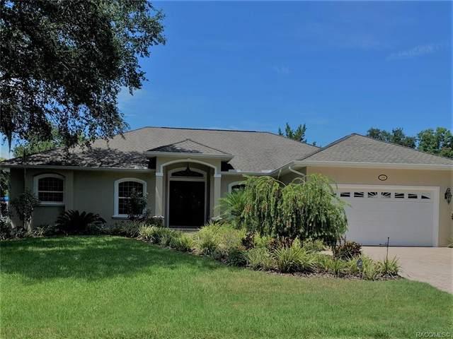 11410 W Waterway Drive, Homosassa, FL 34448 (MLS #793021) :: Pristine Properties