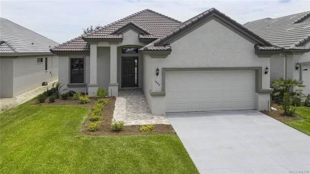 1848 W Sundown Lane, Hernando, FL 34442 (MLS #793026) :: Plantation Realty Inc.
