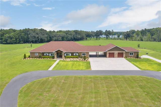 9501 S Istachatta Road, Floral City, FL 34436 (MLS #793032) :: Plantation Realty Inc.