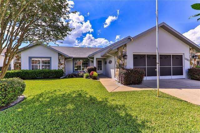 3761 E Lake Todd Drive, Hernando, FL 34442 (MLS #793047) :: Pristine Properties
