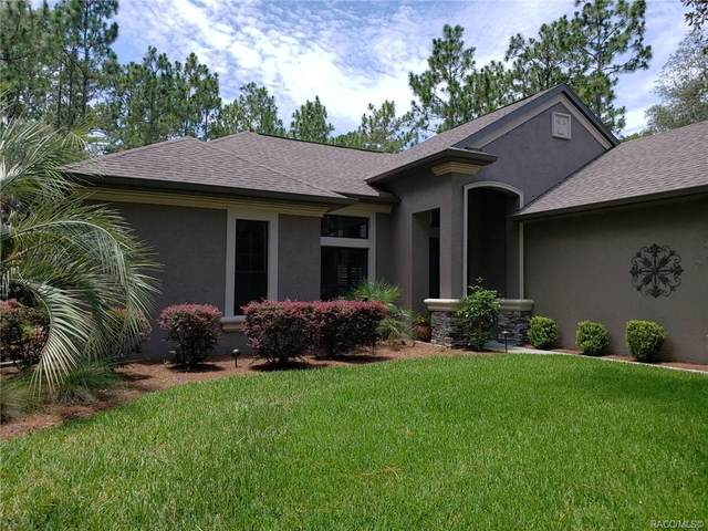4040 N Little Dove Terrace, Hernando, FL 34442 (MLS #793056) :: Plantation Realty Inc.