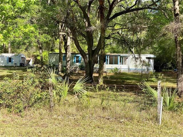 14331 SE 86th Terrace, Inglis, FL 34449 (MLS #793084) :: Pristine Properties