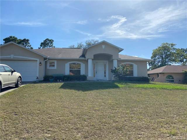 2185 Arrow Avenue, Spring Hill, FL 34609 (MLS #793099) :: Pristine Properties