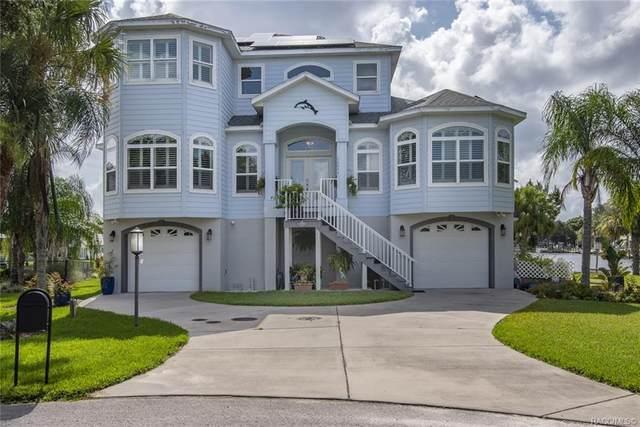 12045 W Bayshore Drive, Crystal River, FL 34429 (MLS #793121) :: Pristine Properties