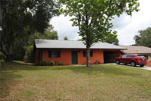 704 W Dampier Street, Inverness, FL 34450 (MLS #793127) :: Plantation Realty Inc.