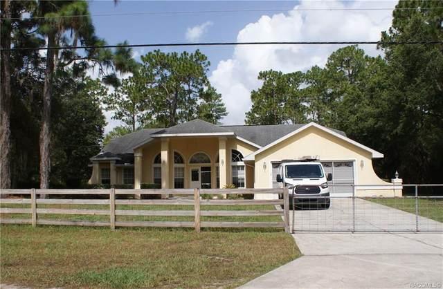 6038 N Flagstaff Avenue, Beverly Hills, FL 34465 (MLS #793130) :: Pristine Properties