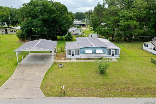 1385 N Manada Hill Drive, Inverness, FL 34453 (MLS #793169) :: Plantation Realty Inc.