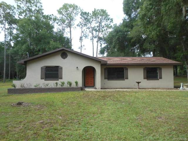 6588 E Hampton Lane, Inverness, FL 34452 (MLS #793171) :: Pristine Properties