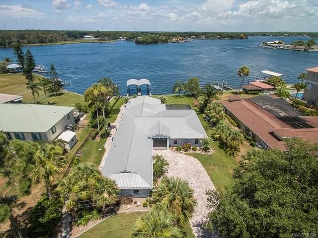 2365 N Watersedge Drive, Crystal River, FL 34429 (MLS #793179) :: Pristine Properties