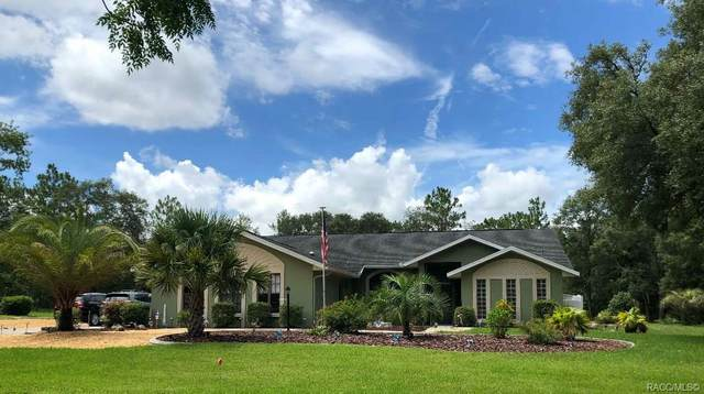 3530 N Indianhead Road, Hernando, FL 34442 (MLS #793181) :: Plantation Realty Inc.