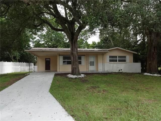 15 S Tyler Street, Beverly Hills, FL 34465 (MLS #793191) :: Pristine Properties
