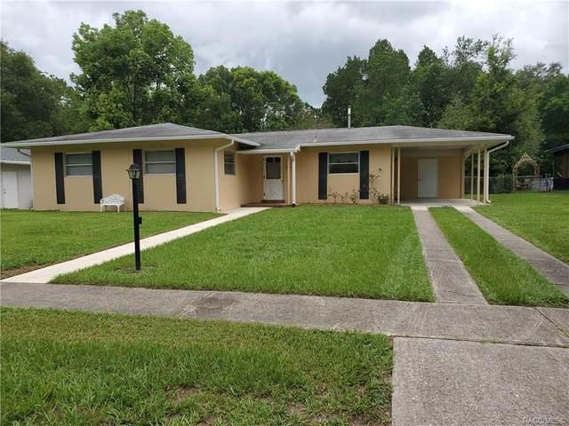2270 W Gardenia Drive, Citrus Springs, FL 34434 (MLS #793192) :: Pristine Properties