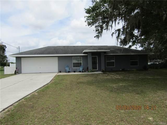 9093 N Mercedes Terrace, Crystal River, FL 34428 (MLS #793195) :: Pristine Properties