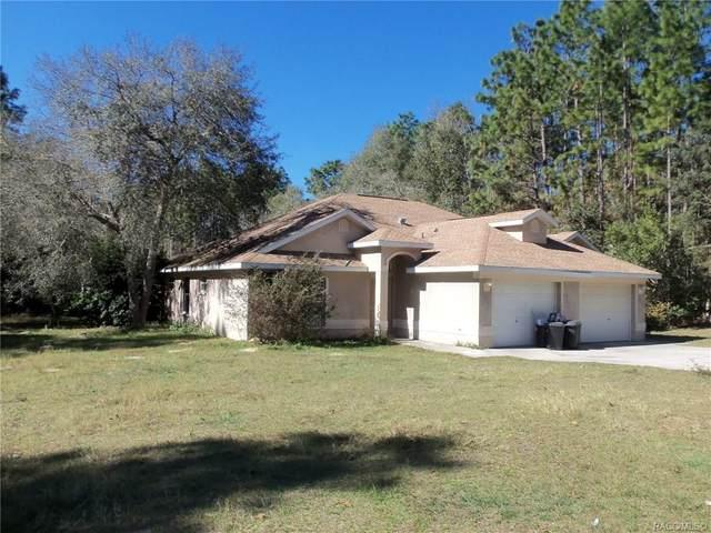9380 N Mendoza Way Left, Citrus Springs, FL 34434 (MLS #793198) :: Pristine Properties