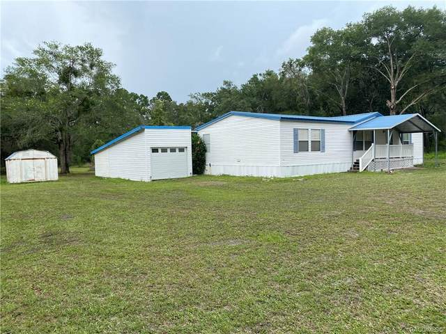 4777 E Marsh Lake Drive, Hernando, FL 34442 (MLS #793205) :: Plantation Realty Inc.