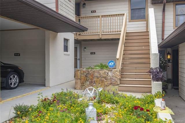 95 E Hartford Street 4A, Hernando, FL 34442 (MLS #793216) :: Pristine Properties