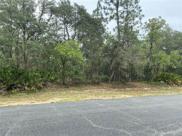 2923 N Stampede Drive, Beverly Hills, FL 34465 (MLS #793217) :: Pristine Properties