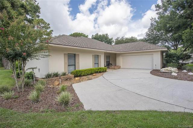 3398 N Bent Tree Point, Lecanto, FL 34461 (MLS #793221) :: Plantation Realty Inc.