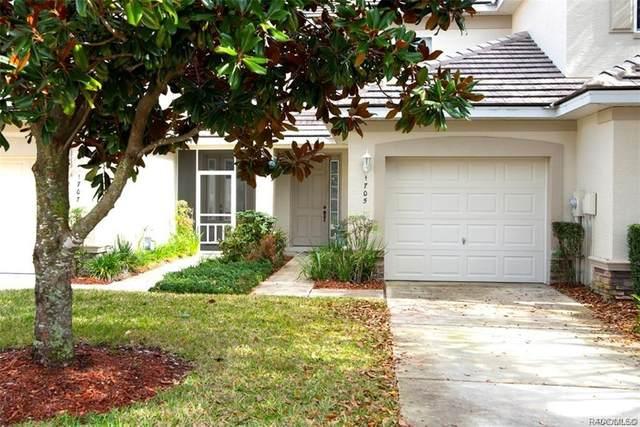1705 W Spring Meadow Loop, Lecanto, FL 34461 (MLS #793225) :: Pristine Properties