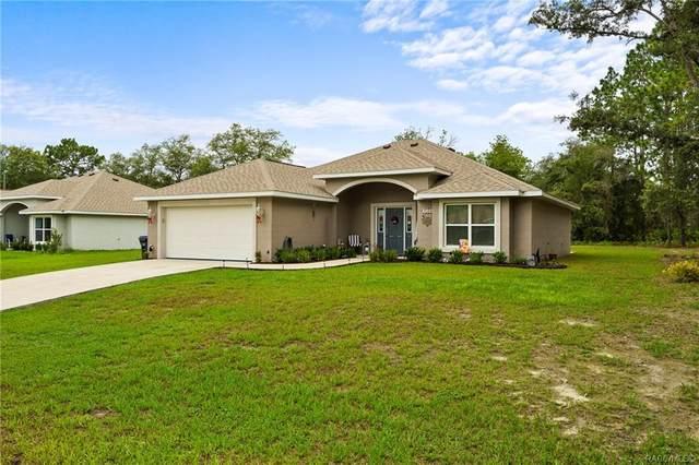 7126 N Tavoli Terrace, Citrus Springs, FL 34434 (MLS #793228) :: Pristine Properties